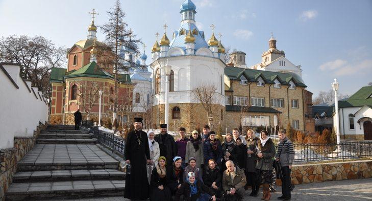 Młodzieżowa Wielkopostna Pielgrzymka na Ukrainę-relacja