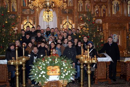 Młodzieżowa pielgrzymka do Terespola [BMP św. Ducha]