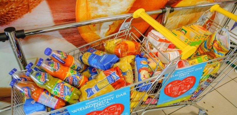 Wielkopostna zbiórka żywności
